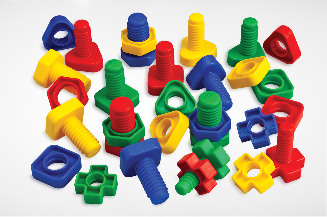 Nuts & Bolts 96 Pc Bulk Pack For